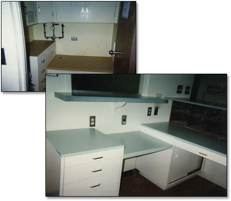 Custom Countertop and Cabinet Resurfacing for Business Owners