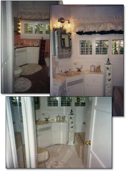 Bathroom Resurfacing and Remodeling